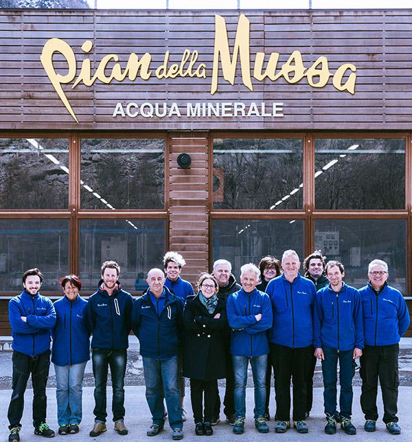 il team pian della mussa