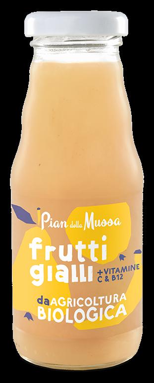 succo frutti gialli